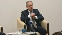 YILDIRIM BEYAZIT ÜNİVERSİTESİ - Bakan Kılıç Açıklaması Ankara'ya Yeni Stat İçin Düğmeye Bastık