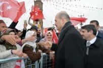 YıLDıZLı - Bakan Soylu Eruh'ta Referandum Mitingine Katıldı