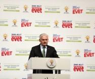 ULAŞTıRMA BAKANLıĞı - Başbakan Yıldırım Açıklaması 'İnşallah 'Evet' Çıkacak Terör Örgütü De Bitecek'