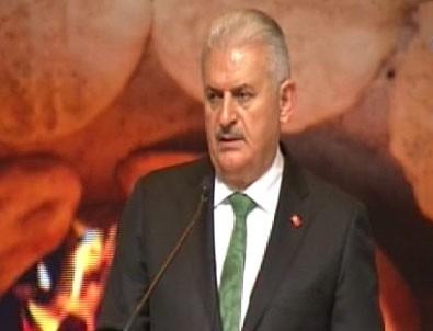 Başbakan Binali Yıldırım Sultan Nevruz Cem Buluşmasında konuştu
