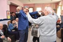 Başkan Alıcık, Yaşlı Çınarları Yalnız Bırakmadı