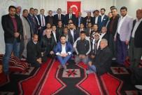 KARŞIYAKA - Başkan Demirkol Referandum Çalışmalarını Sürdürüyor