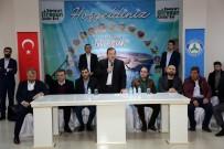 KADıOĞLU - Başkan Kadıoğlu, Gençlerle Buluştu