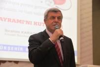 KOCAELI ÜNIVERSITESI - Başkan Karaosmanoğlu, Sağlık Personelini Yemek Programında Ağırladı