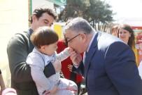 AYRIMCILIK - Başkan Kesimoğlu '21 Mart Down Sendromu Farkındalık Günü' Etkinliğine Katıldı