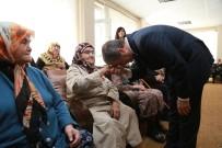 VATANDAŞLıK - Başkan Tahmazoğlu Yaşlılar Haftasını Kutladı