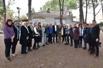 ŞİDDET MAĞDURU - Başkan Uysal, Türk Kadınları Konseyi Üyeleriyle Buluştu