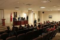 KAN BAĞıŞı - Başkan Yemenici'ye Öğrencilerden Ziyaret