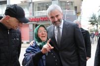 ALTINORDU - Başkanlar 'Evet' Turunda