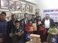MUSTAFA ÖZTÜRK - Bayburt AK Parti Down Sendromlu Çocuklarla Buluştu