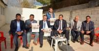 CEYLANPINAR - Belediye Başkanı Menderes Atilla'dan Ziraat Odasına Ziyaret