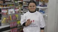 EĞITIM İŞ - Beyşehir'de Down Sendromlu Öğrenciler AVM'lerde Mesai Yaptı