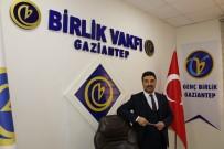 VATANDAŞLıK - Birlik Vakfı Gaziantep Şubesi Başkanı Mehmet Fatih Aslan Yaşlılar Haftasını Kutladı