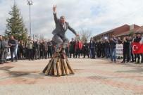 ÜLKÜCÜLER - Bolu'da Ülkücüler Nevruz'u Üniversitede Kutladı
