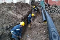 YARBAŞı - Büyükşehir Oltu'nun Altyapısını Yeniliyor