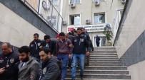 KREDI KARTı - Çaldıkları Mazotla Kaçak Akaryakıt İstasyonu Kuran Şebeke Çökertildi