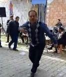 Dans Ederken Kendinden Geçti