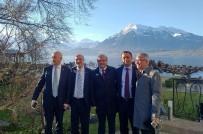 İSVIÇRE - DEİK'ten İsviçre Çıkartması
