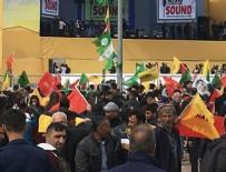 Diyarbakır'daki Nevruz kutlamalarında polis bıçaklı saldırganı vurdu