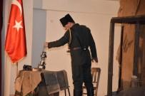 Dursunbey'de 'Çanakkale Şehadet' Tiyatrosu