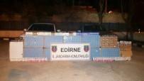 Edirne'de 'Likit' Kaçakçılığı
