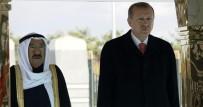 KUVEYT EMIRI - Erdoğan Kuveyt Emiri Sabah'ı Törenle Karşıladı