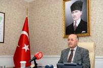 NECİP FAZIL KISAKÜREK - Erzurum'da Düzenlenecek Olan 6'Ncı İstihdam Fuarı İstişare Toplantısı