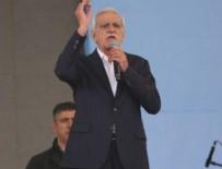 AHMET TÜRK - Ahmet Türk: Barış ve diyalogdan başka yol yok