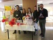 TAŞKıRAN - ESOGÜ Hastanesi'nde Dünya Sosyal Hizmet Günü Etkinliği