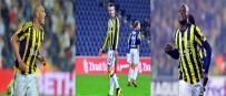 MEHMET TOPAL - Fenerbahçe'de forvetler sustu