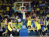 BASKETBOL TAKIMI - Fenerbahçe son saniyede yıkıldı