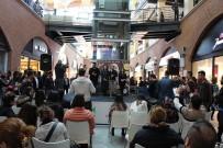 ABDULLAH ŞAHIN - Forum Mersin 'Deli Aşk' Filminin Oyuncularını Ağırladı