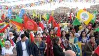 HALKLARIN DEMOKRATİK PARTİSİ - Gaziantep'te Nevruz Coşkusu