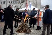 ÇIN HALK CUMHURIYETI - Giresun Üniversitesi'nde Nevruz Coşkusu