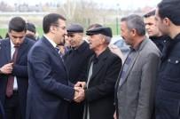 MUSTAFA TOPRAK - Gümrük Ve Ticaret Bakanı Bülent Tüfenkci Açıklaması