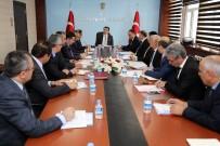 MURAT ÖZDEMIR - Gümüşhane'de KÖYDES İl Tahsisat Komisyonu Toplantısı Yapıldı