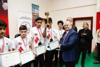 ŞEHITKAMIL BELEDIYESI - Hamleler Yarıştı Okullar Kazandı