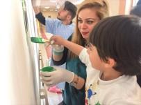 HARRAN ÜNIVERSITESI - Harran Üniversitesi Çocuk Servisinde Hastalar Sanatla İyileştirilecek