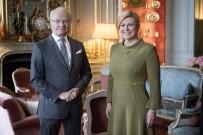 İSVEÇ - Hırvatistan Cumhurbaşkanı, İsveç Kraliyet Sarayında