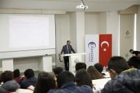 KÜRESELLEŞME - HKÜ'de 'Küresel Çağda Nasıl Bir Gençlik' Konulu Konferans