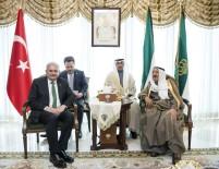 KUVEYT EMIRI - İkili İlişkiler Ve İşbirliği Konuları Görüşüldü