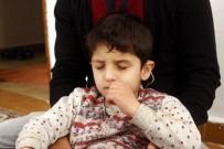 EVDE EĞİTİM - İşitme Engelli Rojbin'in 7 Yaşında İlk Sözü 'Baba' Oldu