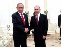 ÇİN - İsrail: Rusya bize Suriye'de kısıtlama koymadı