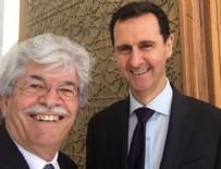 BEŞAR ESAD - İtalyan senatörden tepki çeken paylaşım