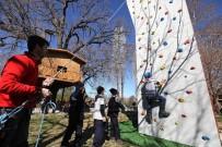 BUCA BELEDİYESİ - İzcilik Ve Doğa Sporları Merkezine Ziyaretçi Akını