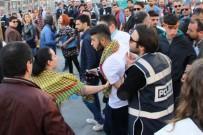 ABDULLAH ÖCALAN - İzmir'de Nevruz Kutlamalarında 30 Gözaltı