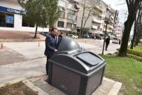 NEVZAT DOĞAN - İzmit'te Çöp Konteynerleri Estetik Hale Getirilecek