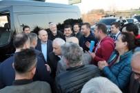 KADIR TOPBAŞ - Kadir Topbaş, Çatalca'nın Köylerini Gezdi