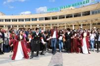 İBRAHIM ŞAHIN - KBÜ'de Nevruz Coşkuyla Kutlandı