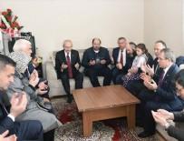 KEMAL ZEYBEK - Kılıçdaroğlu'ndan şehit ailesine ziyaret